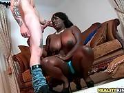 Tough White Guy Eagers To Fuck Black Slutie 3